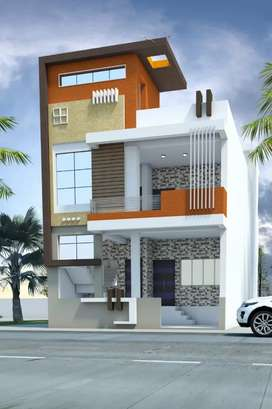 We do bungalow construction@1250 per sq feet..