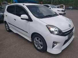 Toyota Agya 2015 Type TRD Tertinggi