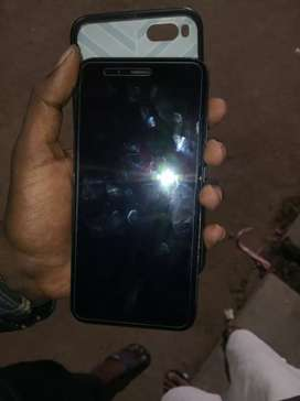 Mi A1 excellent condition black colour