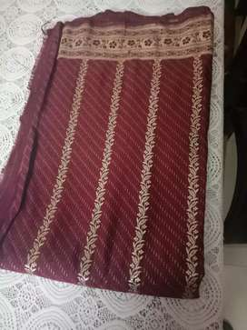 Heavy sari for marriage