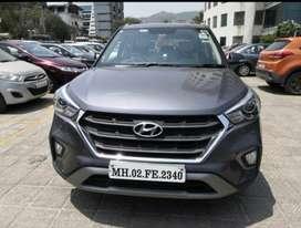 Hyundai Creta 1.6 SX Automatic, 2019, Petrol