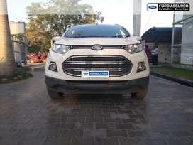 Ford Ecosport 1.5 Petrol Titanium, 2016, Petrol