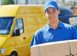 Required delivery executives ( fixed salary )