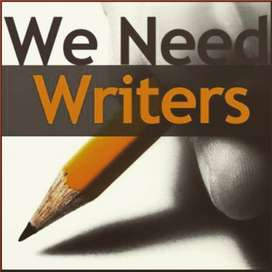 We need writers for affiliate products website