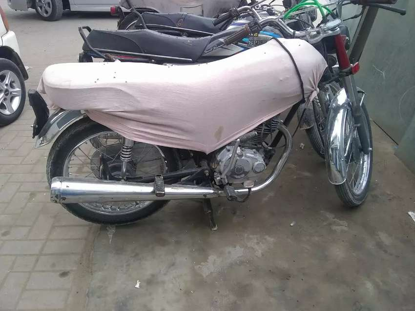 1991 model Lahore number 0