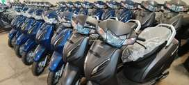 New Honda Activa 6g low down payment 12000 only