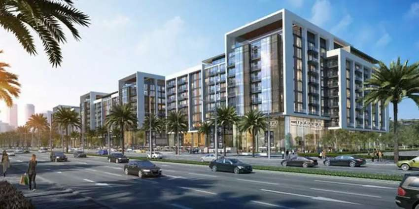 Sell or Exchange Emaar 2 bed brand new apartment in Dubai Hills Estate 0