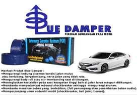 BLUEDAMPER Biru elegan pencegah limbung pada mobil