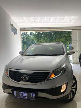 Simpanan km30rb kia sportage AT 2013 / 14 PLATINUM sunroof moonroof