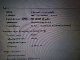 Lenovo ThinkPad X120e Murah
