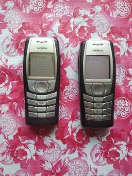 Nokia 6610 and 6610i
