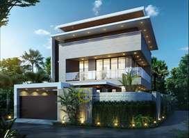 Jasa Arsitek Makassar Desain Rumah 300 m2