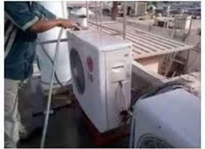 Menawarkan jasa servis cuci ac,perbaikan mesin cuci & kulkas 0