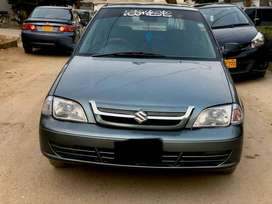 Suzuki cultus get on easy installment