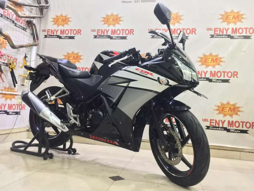 "02.Honda CBR150R tangguhh ""ENY MOTOR"""