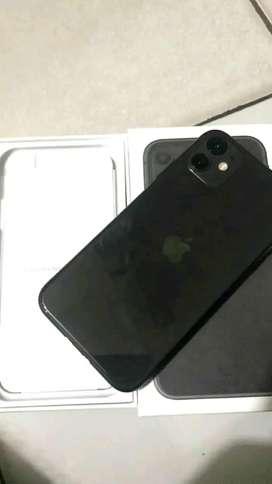 Iphone 11 128gb garansi inter