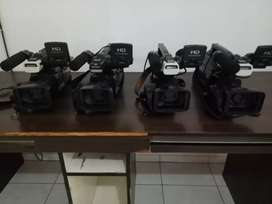 Dijual camera sony HXR 2500 MC (card)