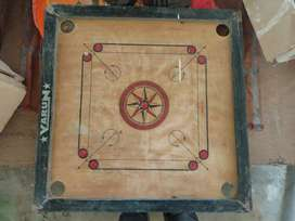 Carrom Board without goti