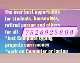 Data entry & formatting work part time home based job 4000 per week