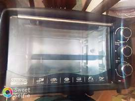 Samford grill toaster oven