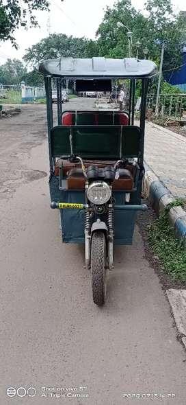 E rickshaw Toto