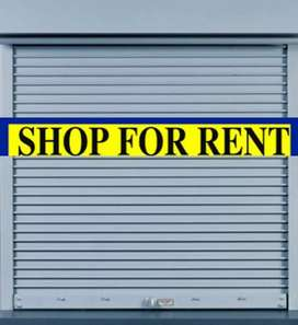 Prime location Road Facing shop 25 sqmtrs D/H for rent in panjim city