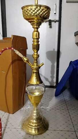 Indian Khalil 35 inches Hookah