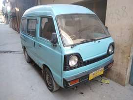 Carry Bolan 1984 model sindh rigested