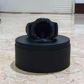 Jual Samsung Gear S3 Frontier (Second) kondisi 99%