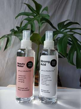 Beauty Water and Strong Acid by Kangen Water