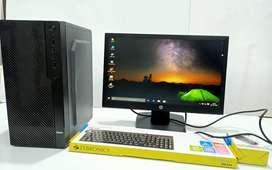 Intel i3 Pro《4gb Ram 500gb Hdd》19''Monitor & 1yr Warranty