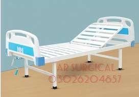 Home care multi-function two crank manual medical bed  &Brand new