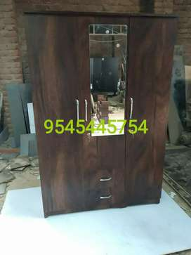 Direct factor sale 3 Door Almirah in Factory wholesale rate