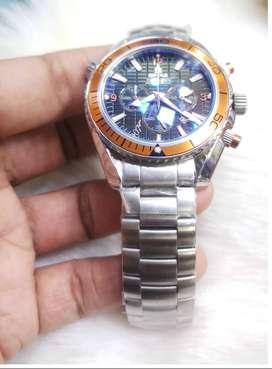 Men's Chain Bond Watch