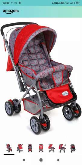 Stroller for sell..babyhug ..condition is like new