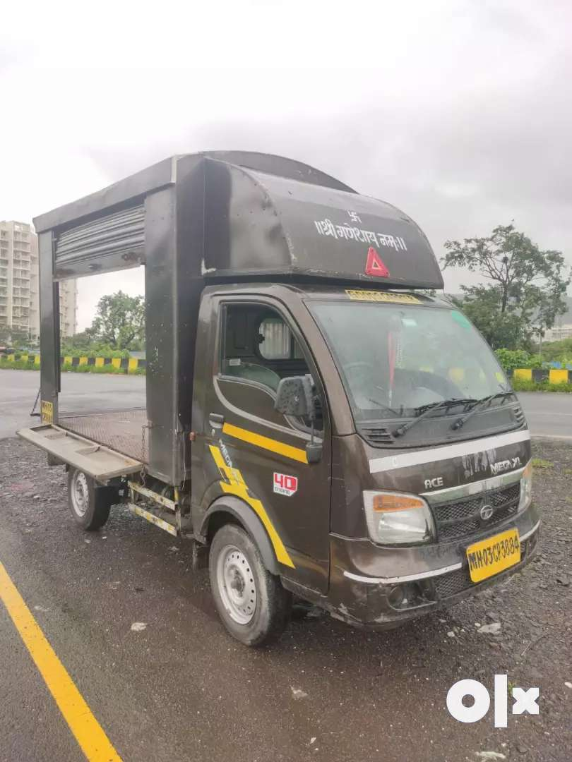 Tata ACE MetaXL 2018, Food/Vegetable/Canteen pick up. All papers clear