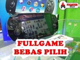 PS Vita 32GB plus Fullgame >> bisa pilh game