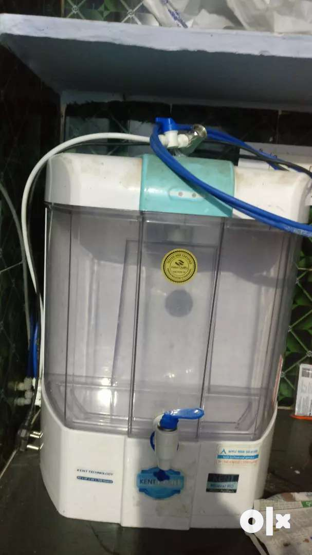 Kent RO Water Purifier 0