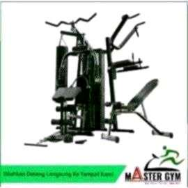 #MasterGymSolo Alat Fitness Treadmill Sepeda Statis Gym Dll #MG-302