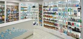 Required pharmacist for medical shop
