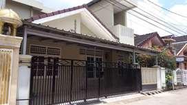 Rumah disewakan Tahunan Kawasan Strategis, bebas banjir