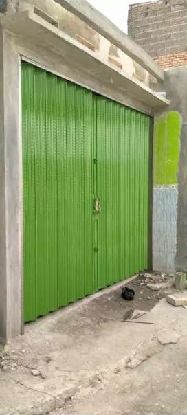 Roling door & folding gate murah