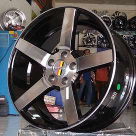 VELG MOBIL RACING RING 18X8/9 PCD 5X114 HSR