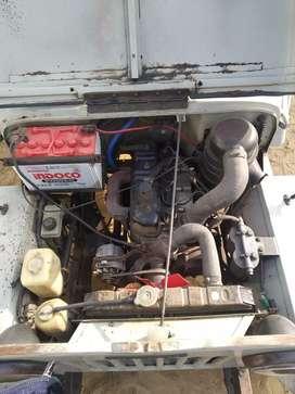 Mahindra di jeep 2002
