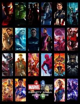 Movie Coletion Marvel