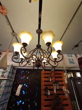 HANDING LAMP CLASSIC 8L ANTIQUE