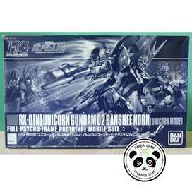 ((NEGO)) HG RX-0 [N] Unicorn Gundam 02 Banshee Norn (Unicorn Mode)