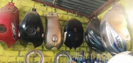 All type fuel tank