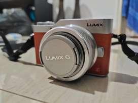 Kamera Mirrorless panasonic lumix GF9 4K