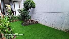 Taman Terbaik Dengan Rumput Sintetis Green